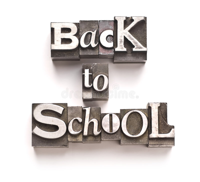 Download Back To School stock photo. Image of silver, college, teacher - 5852988