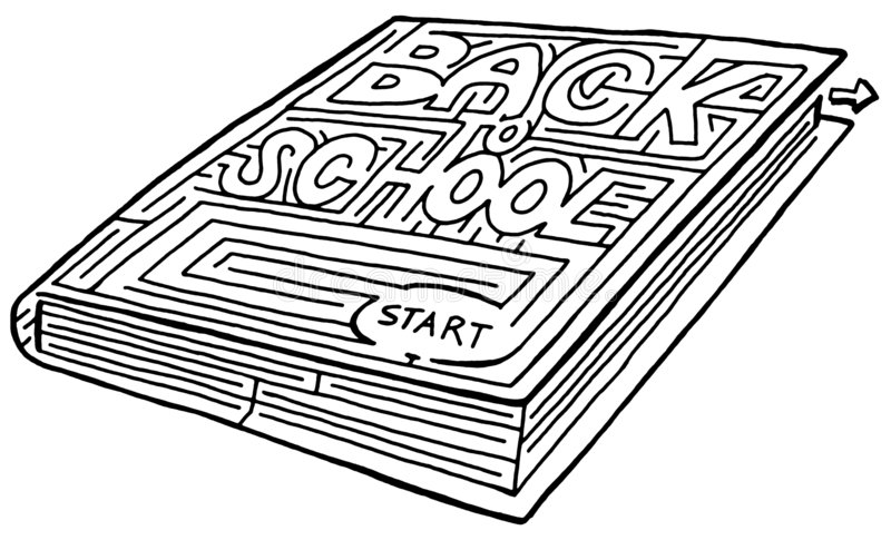Download Back to School stock illustration. Illustration of puzzle - 884625