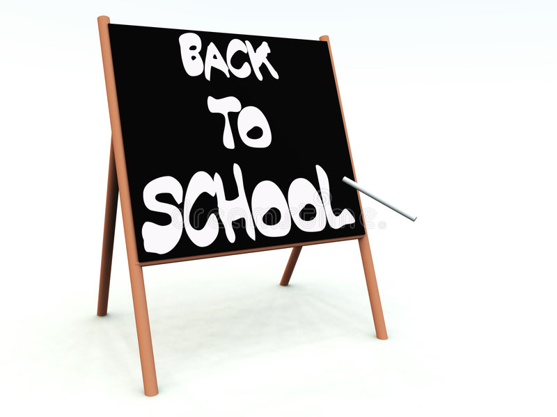 Back To School 9 Stock Photos