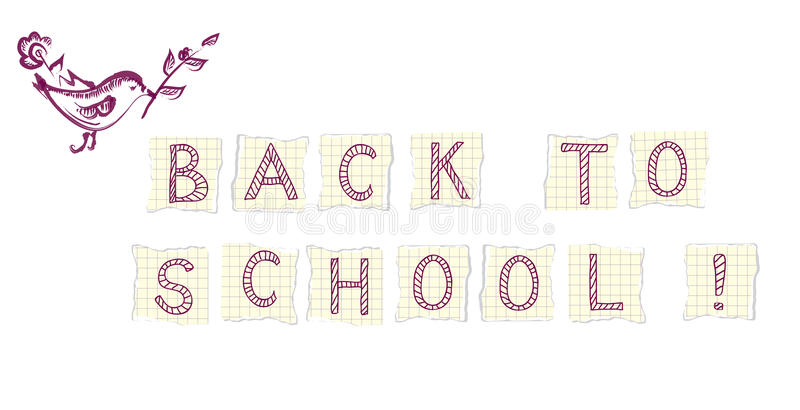 Download Back To School Banner Royalty Free Stock Photo - Image: 24819915