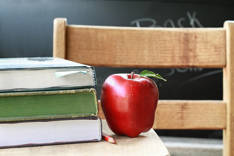 Download Back to School stock image. Image of chalkboard, elementary - 32150817