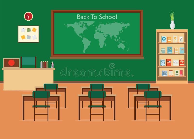 Back to School. royalty free illustration