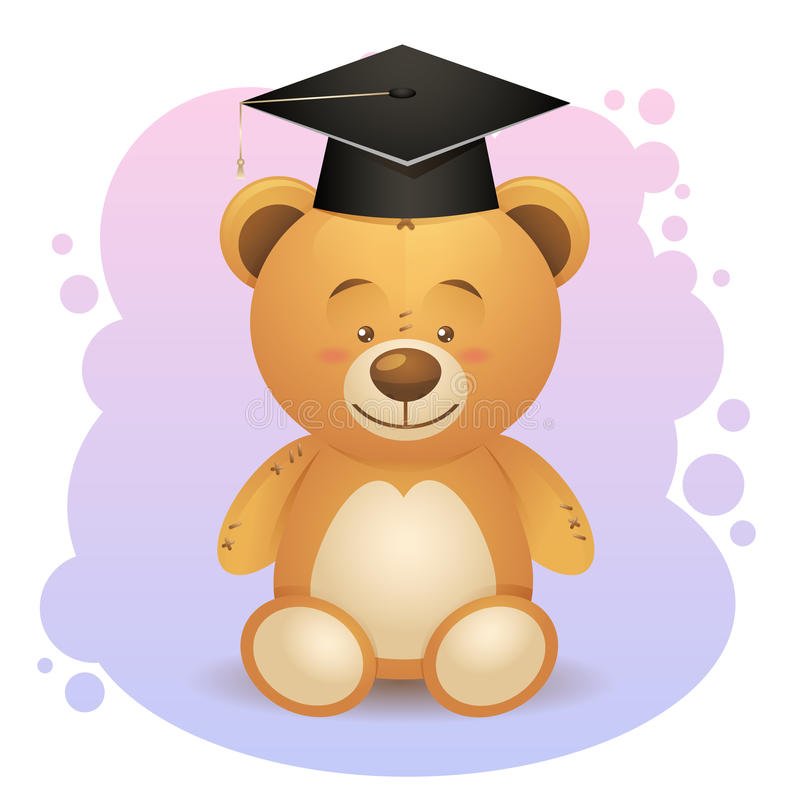 Download Back To School Cute Teddy Bear Toy Royalty Free Stock Photography - Image: 32431197