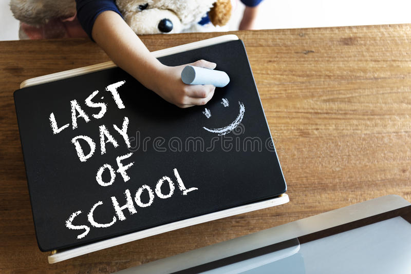 Back to School Education Knowledge Insight Wisdom Concept.  stock image
