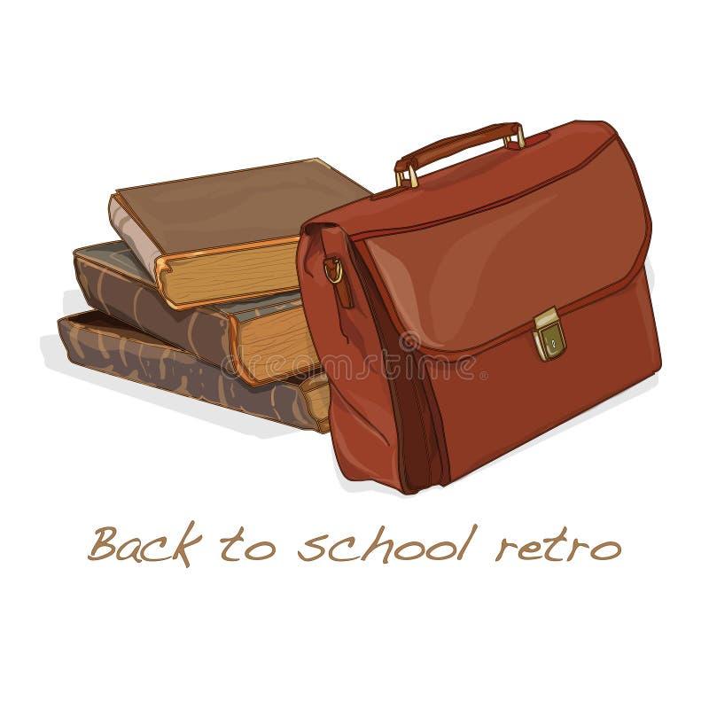 Download Back To School Retro Vector Stock Vector - Image: 83713752