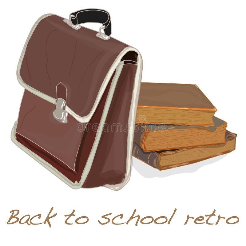 Download Back To School Retro Vector Stock Vector - Image: 83713780