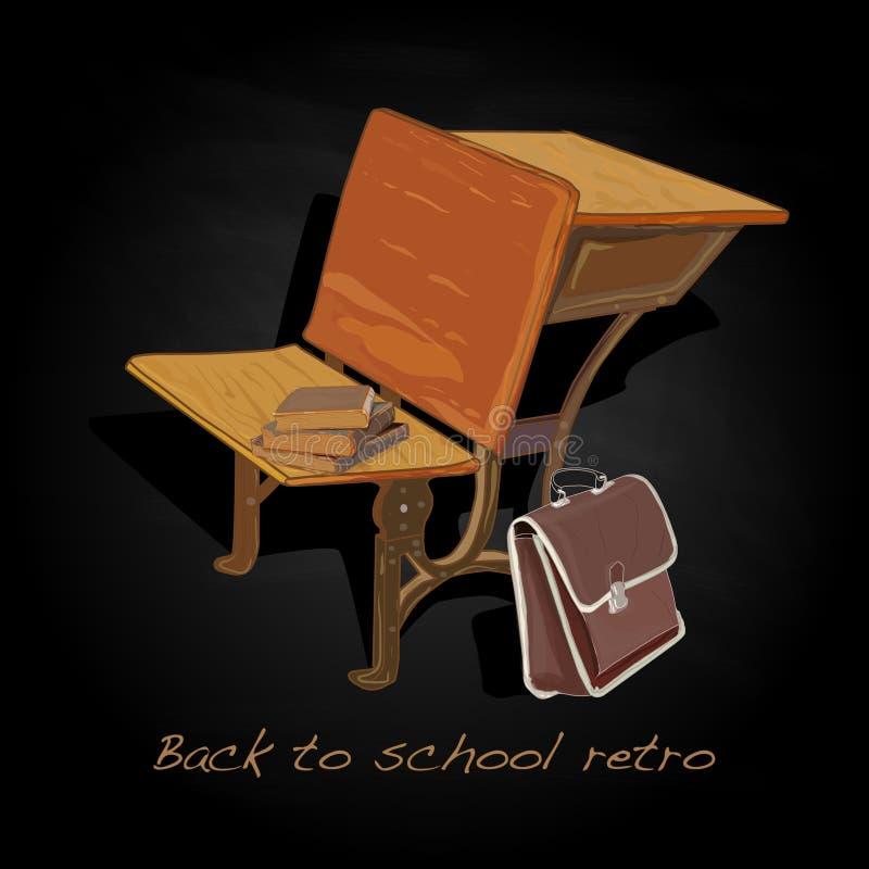 Download Back To School Retro Vector Stock Vector - Image: 83714990