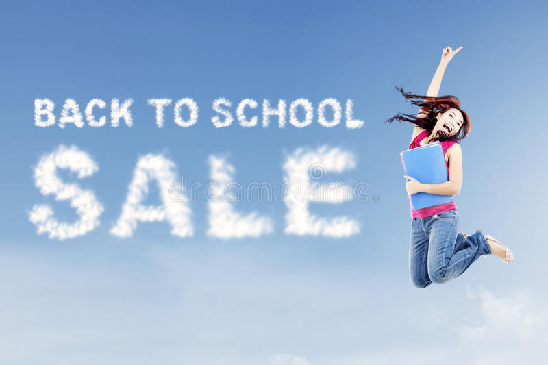 Download Back To School Sale Concept Stock Photo - Image: 25971154
