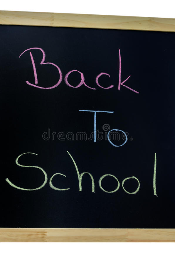 Download Back To School Text Royalty Free Stock Photo - Image: 32246815