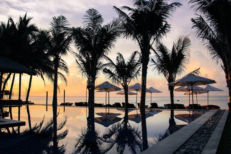 Back to summer paradise royalty free stock photos