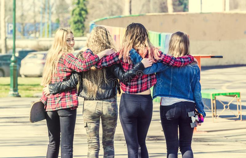 9 396 Four Girl Friends Photos Free Royalty Free Stock Photos From Dreamstime