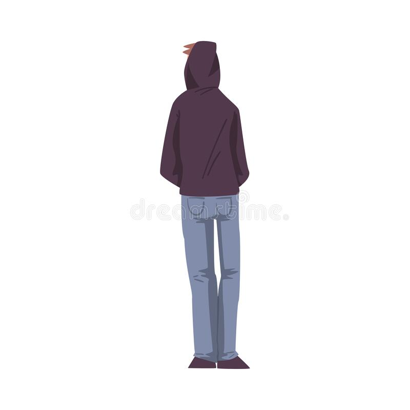 Back Behind Boy Hands Standing Stock Illustrations 31 Back Behind Boy Hands Standing Stock Illustrations Vectors Clipart Dreamstime Like hands in pockets, this pose can be combined with many other poses, both sitting and standing. dreamstime com