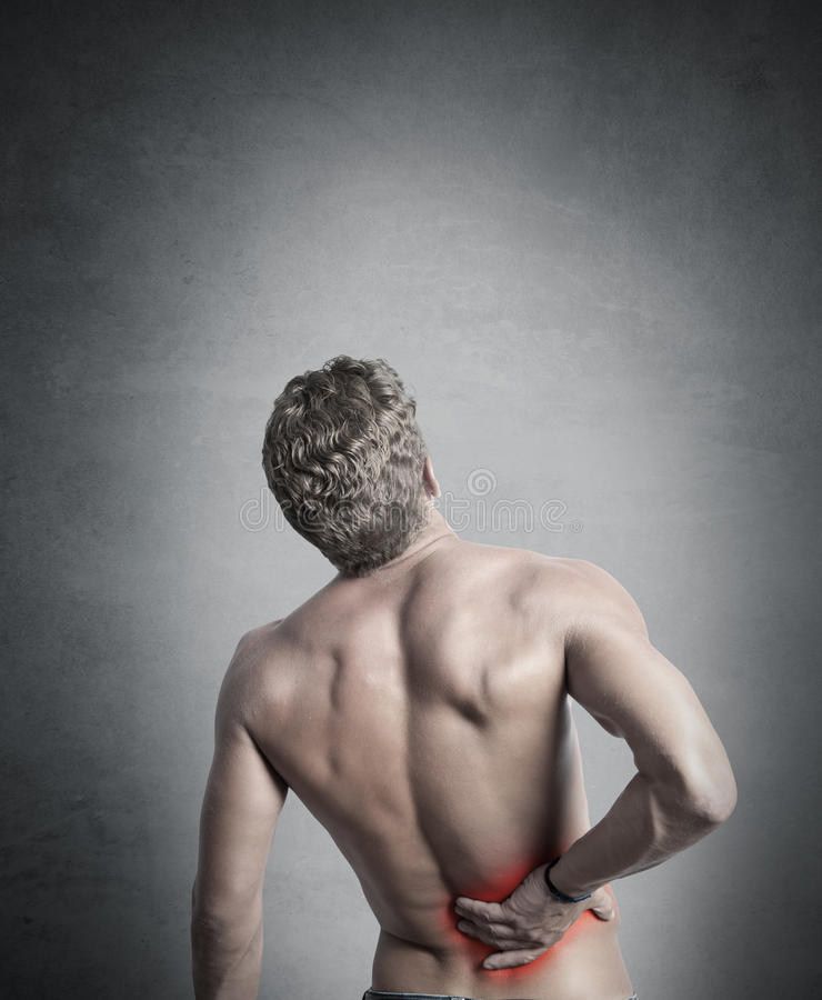 Download Backache stock photo. Image of injured, health, injury - 27080058