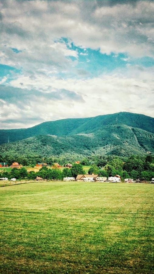 Backcountry-Berge lizenzfreies stockbild