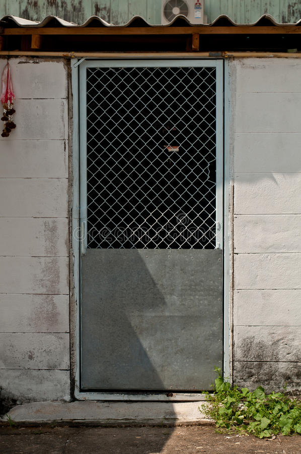 backdoor obrazy stock