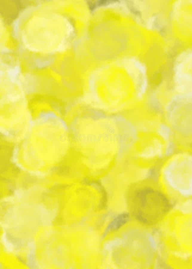 backdrop grand passion yellow ελεύθερη απεικόνιση δικαιώματος