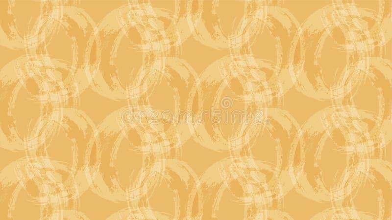 Backdrops amarelos e wallpapers brancos para desktop 1920 x 1080 ilustração stock