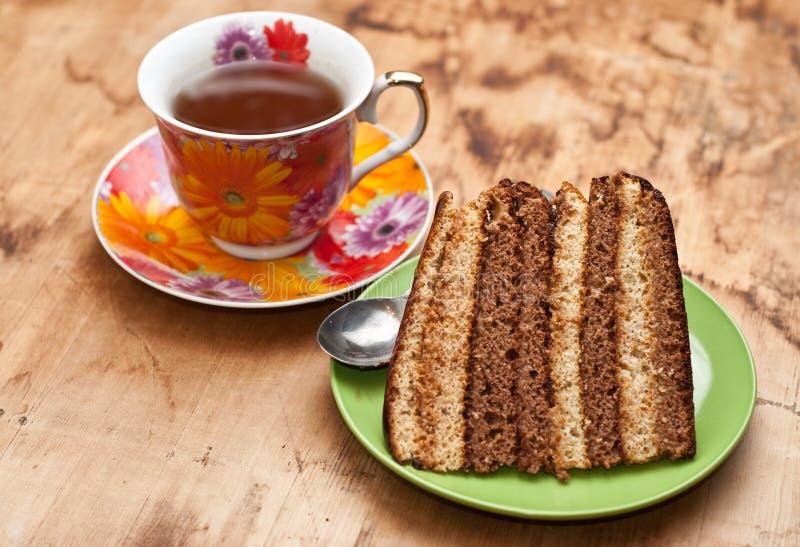 Download Backen Sie Mit Tee Oder Kaffee Zusammen Stockfoto - Bild von schokolade, imbiß: 12202226