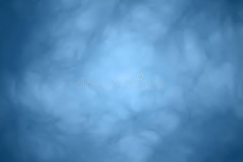 Backg sans couture grunge abstrait rétro de texture bleue bleue et blanche illustration libre de droits