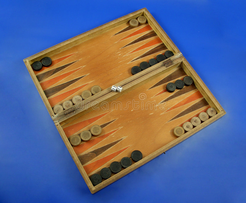 Download Backgammon..(1) stock image. Image of recreation, casino - 163395
