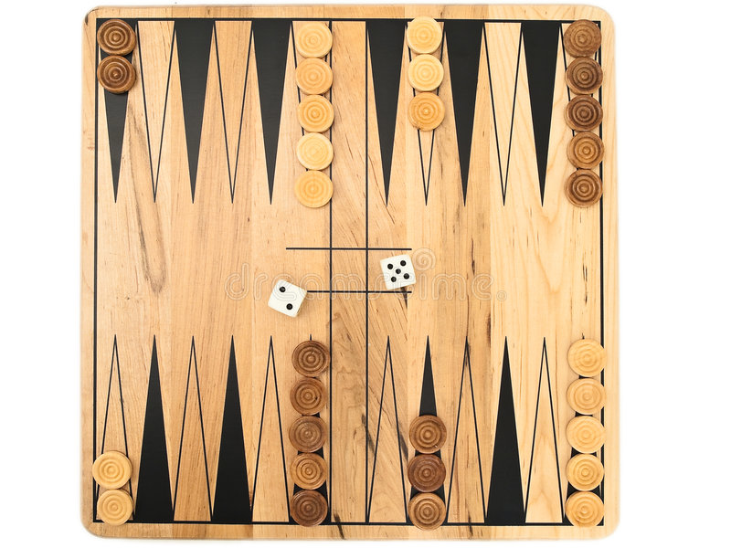 Download Backgammon stock photo. Image of game, lose, thinking - 7139148