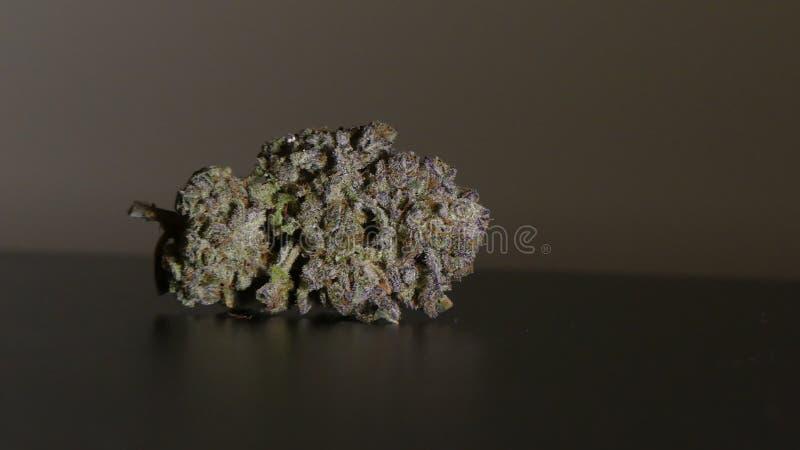 Backgfround de marijuana de plan rapproché images stock