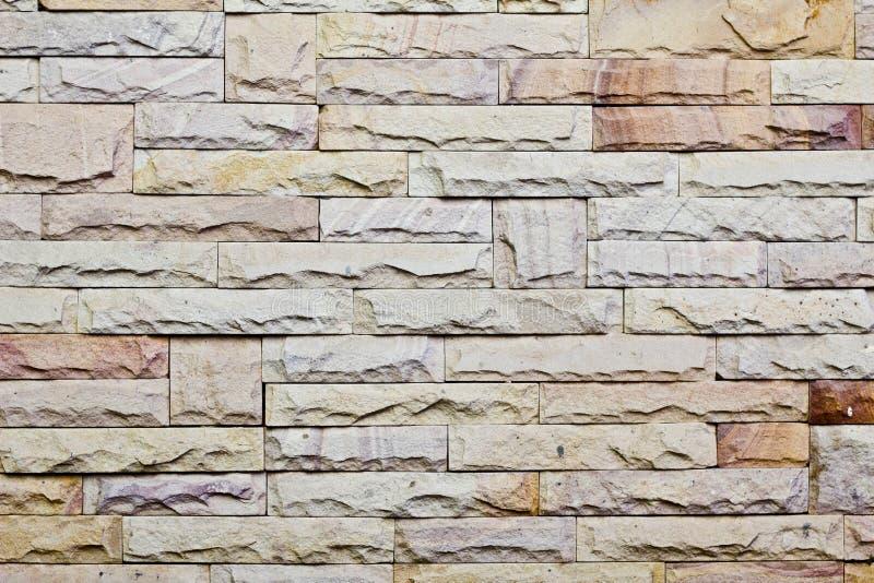 Backgorundwoodbaksteen royalty-vrije stock afbeeldingen