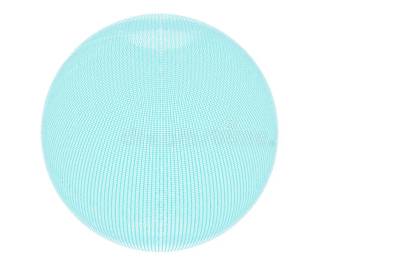 backgound蓝色充分的地球白色电汇 向量例证