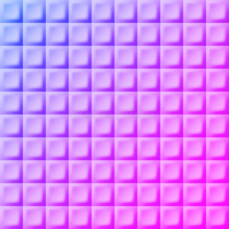 backgound abstrakcyjne Neonowa siatka Retro dyskoteki przyjęcia tło de ilustracja wektor