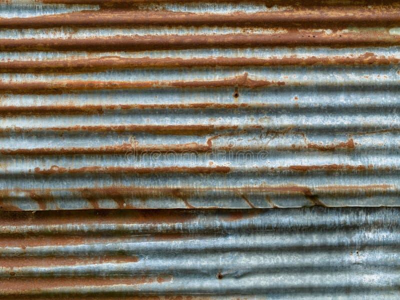 Backgound oxidado metálico fotos de stock royalty free