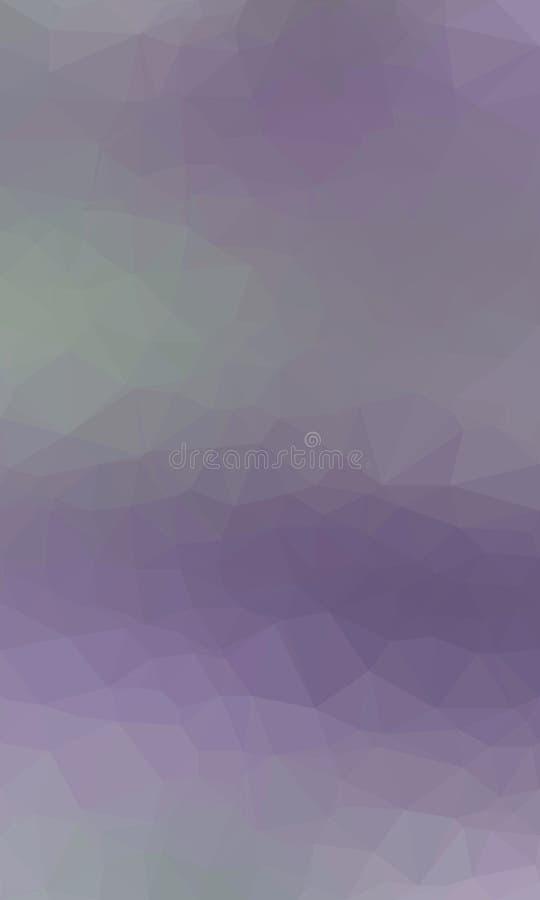 Backgroound poligonal colorido imagens de stock