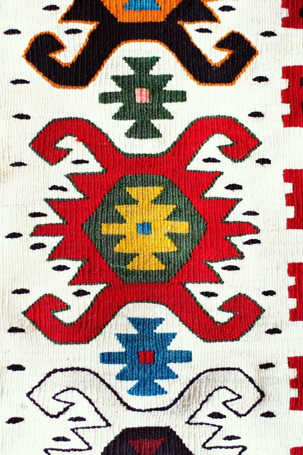 backgroud地毯纺织品 库存图片