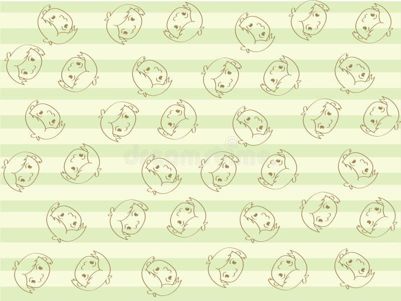 Backgroud stock illustrationer