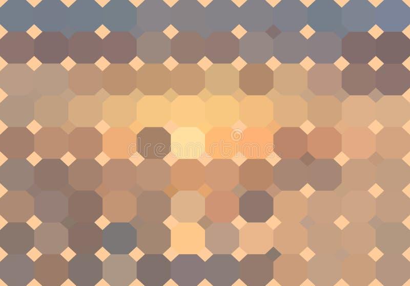 Backgroud abstrait de mer image stock