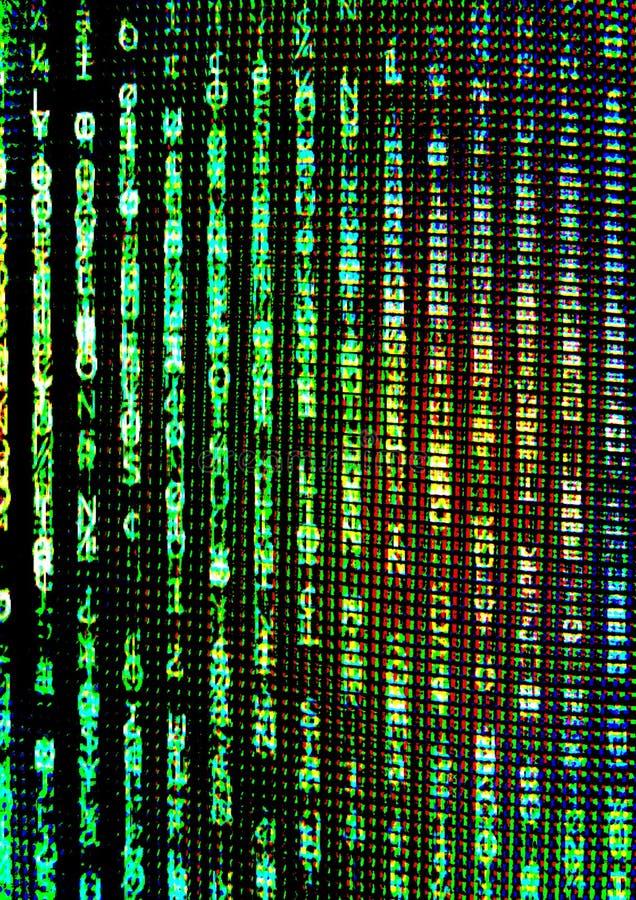 backgroud cyfrowy zdjęcie stock