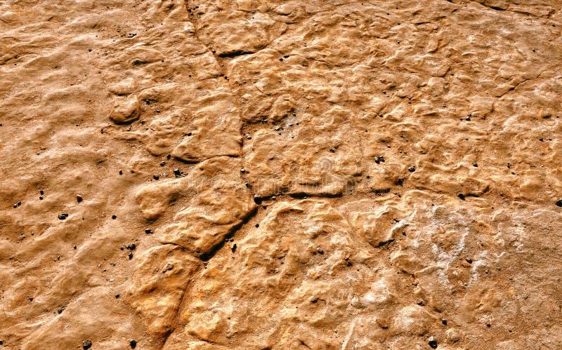 Backgroud di pietra dell'oro fotografie stock