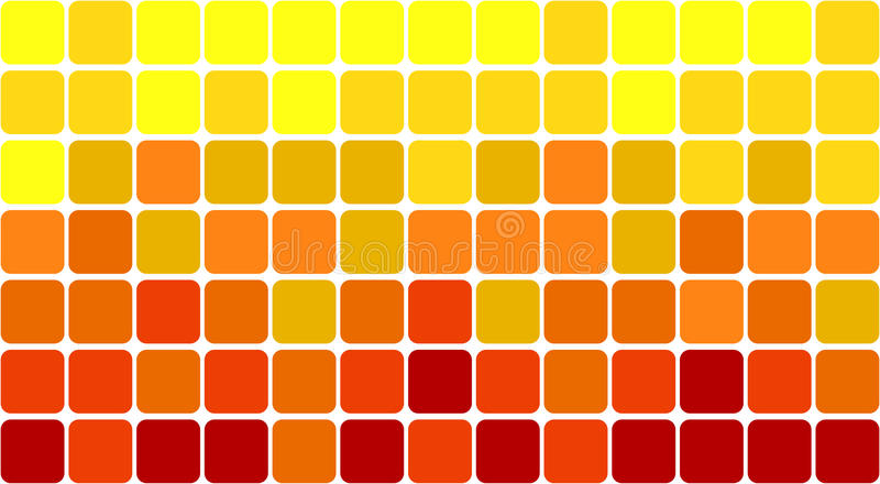 Background of squares stock image