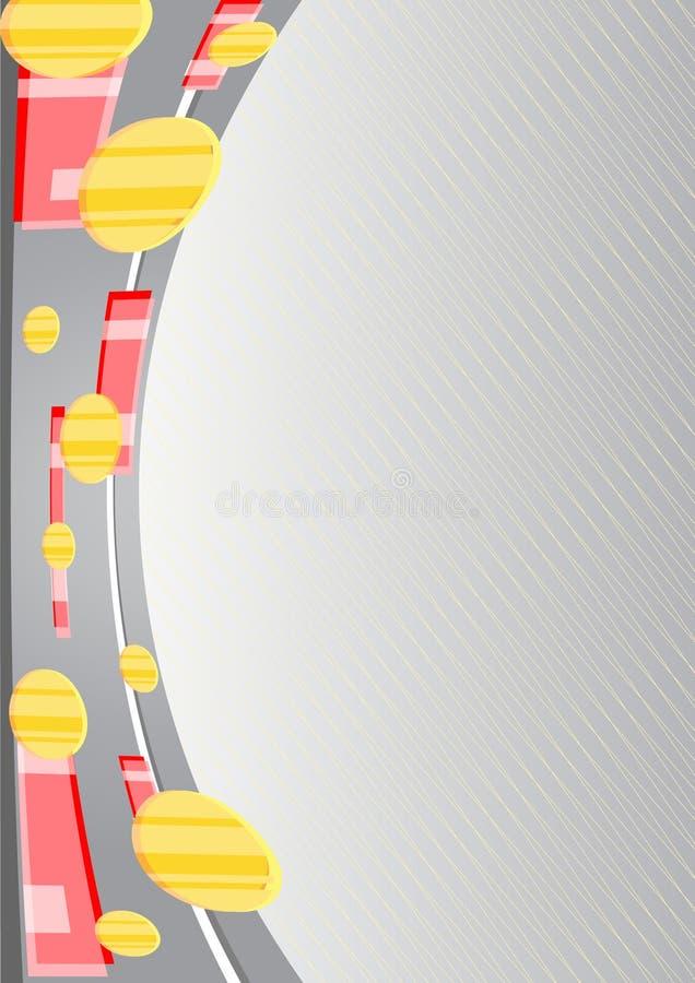 Download Background stock illustration. Image of artwork, metal - 14472131