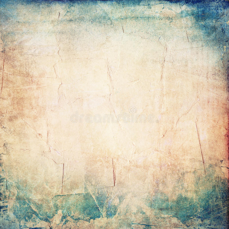 Background. Designed grunge paper texture, background royalty free stock images