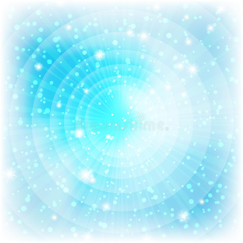 Download Background, Abstract Bright Blue Stock Illustration - Image: 23804630