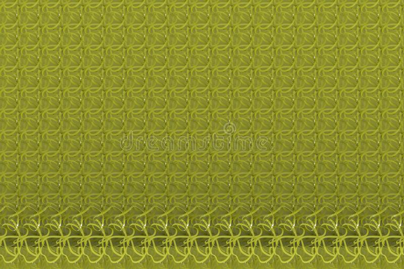 Background abstract CGI composition, string mat geometric backdrop for design, graphic resource. 3D render. CGI composition, geometric backdrop, string mat royalty free illustration