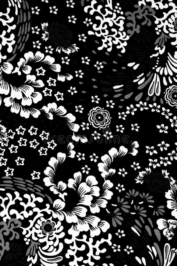 Texture. Background abstract designer glare the flowers web black White royalty free illustration