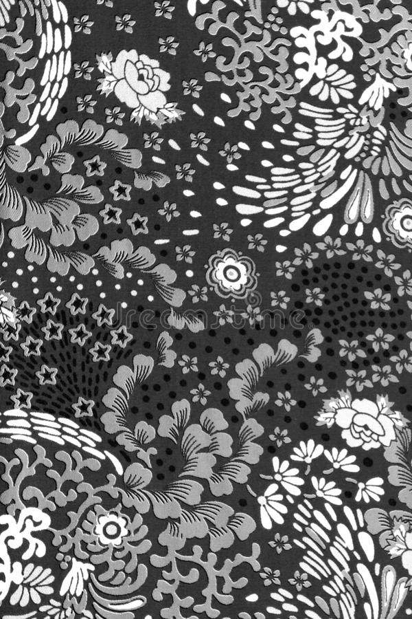 Texture. Background abstract designer glare the flowers web black White stock illustration
