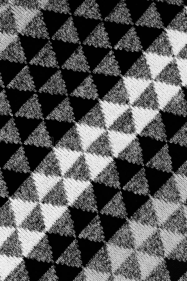 Texture. Background abstract designer glare web black White triangle royalty free stock image