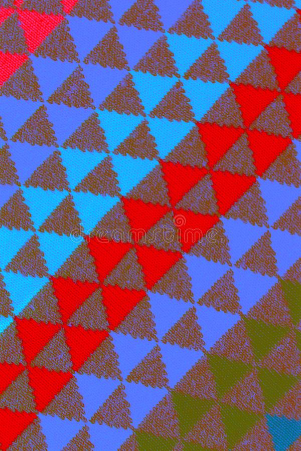Texture. Background abstract designer glare web color triangle stock images