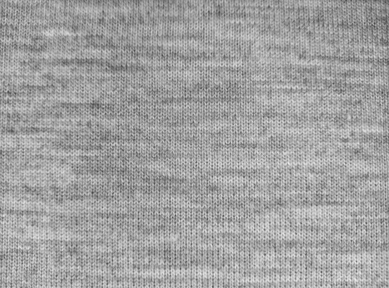 Background abstract and texture gray cotton fabric. royalty free stock images