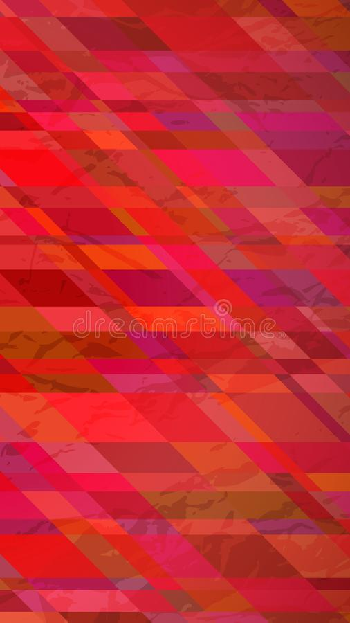 Abstract background with multicolored rectangles stock photography