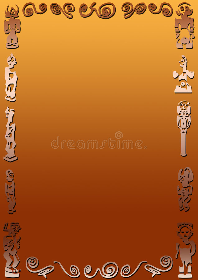 Free Background African Stock Photo - 5692450