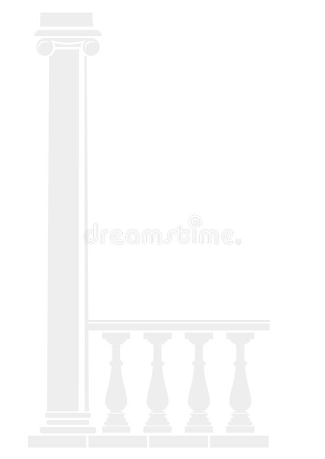 Download Background Of Architectural Elements Stock Vector - Image: 17502846