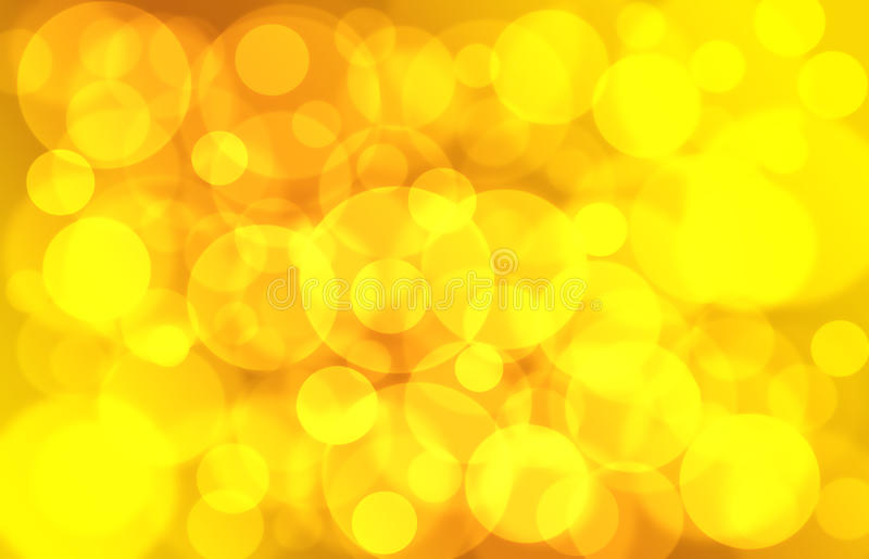 Background, autumn gold royalty free illustration